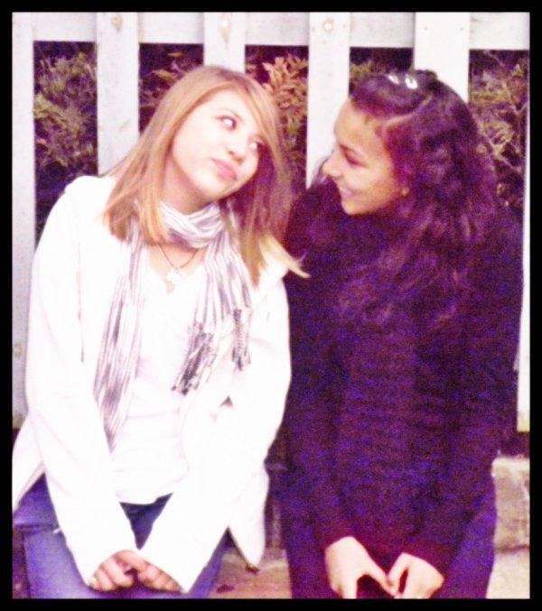 C'est fou , Comme une amitié C'est innexplicable ♥.. Claire :: Ma Chouuux (L)