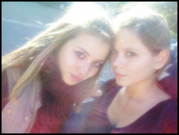 Estelle, Notre amitiée compte énormément à mes yeux .. ♥