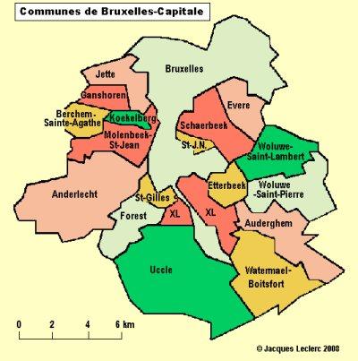 BRUXELLES CAPITALE ...