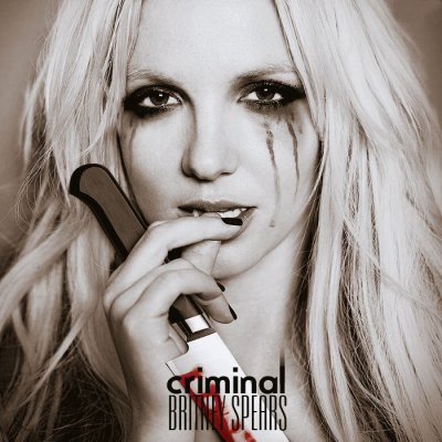/ Britney Spears ~  Criminal ♪ (2011)