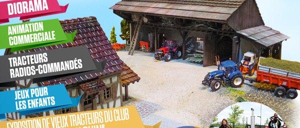 Exposition des Miniatures Agricoles