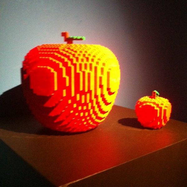 Le salon du lego- art of brick