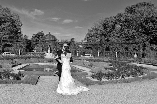 petite photo faite lors d'un mariage de princesse