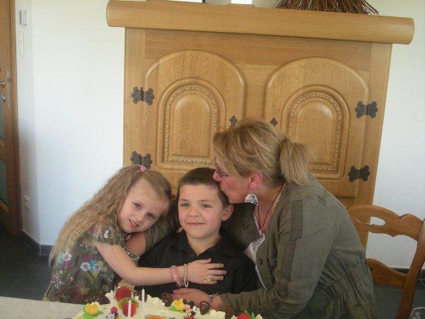 les 6 ans de mon loulou