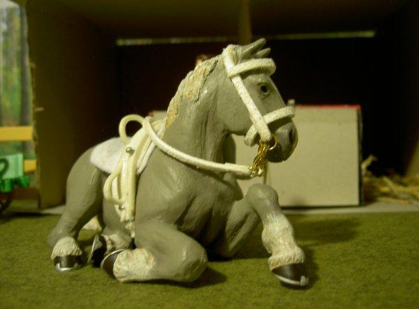de nouveaux chevaux dans ma collection ! ^^