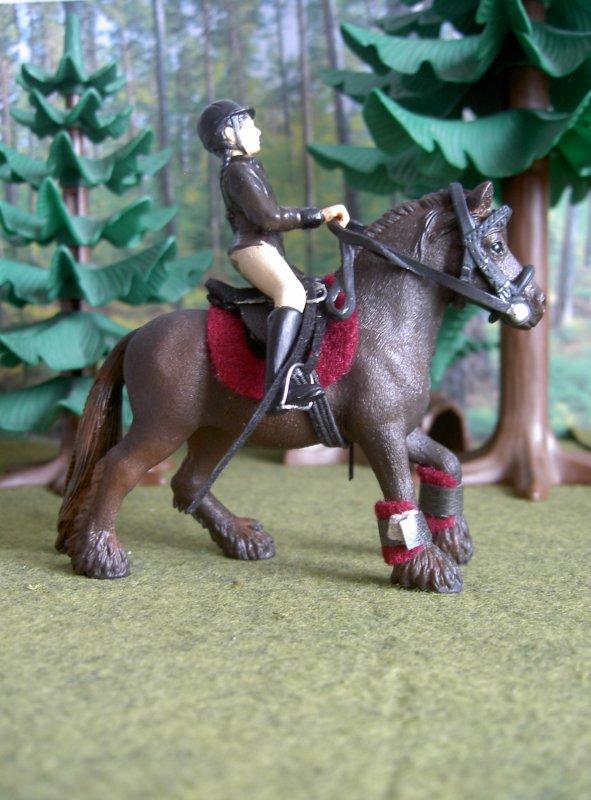 UNE nouvelle figurine schleich  2013 =D