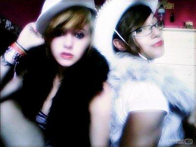 Teyssa&Ines. Les seules ♥♥