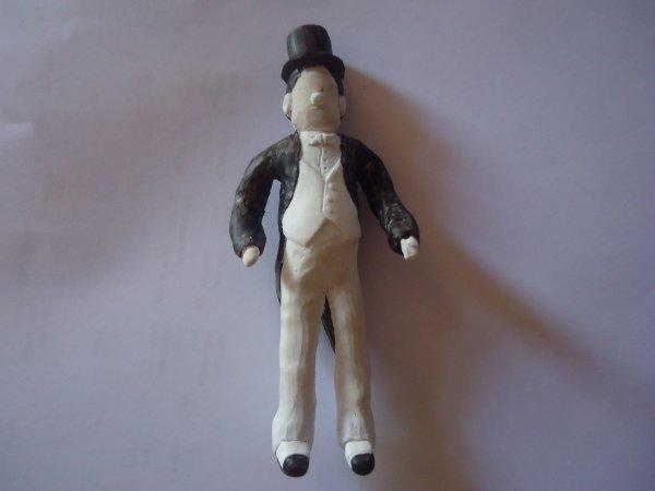 figurine du pingouin 1