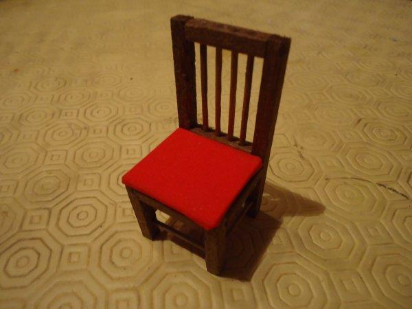 """Chaise """"Teste"""""""