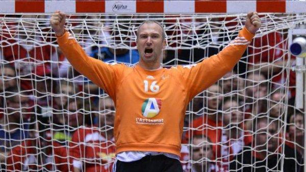 Equipe de france de handball  champion d'euro 2014