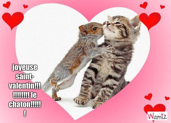 joyeuse st valentin à tous
