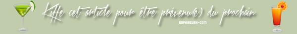 ·._.··`¯ Le 6 novembre 2012 _______________________________________________________________Mon blog sur OTH