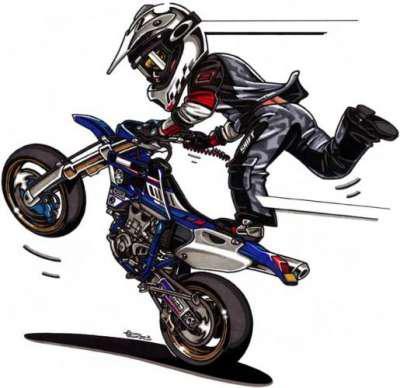 moto club 50