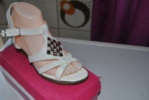 sandalettes femmes