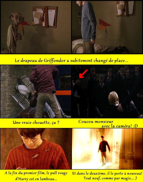 « Dobby n'a jamais voulu tuer, Dobby voulait seulement mutiler ou blesser très gravement. »