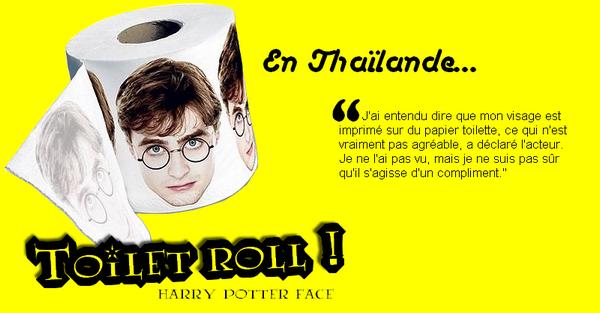 « Tout le monde est persuadé qu'il est tellement intelligent, le merveilleux Potter, avec sa cicatrice et son balai ! »  - Drago Malefoy