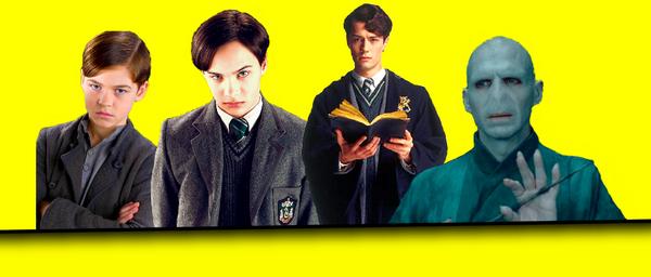 « C'était une idiotie de venir ce soir, Tom. »  -Dumbledore.
