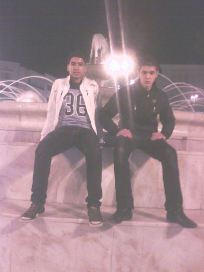 Me and My friend Aimade