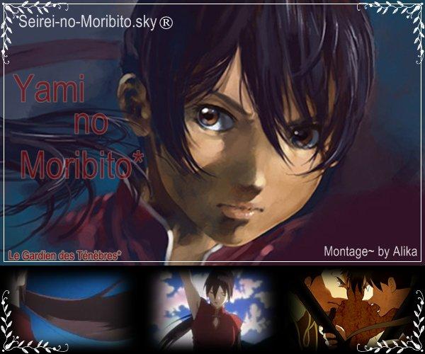 Alika : *croise les doigts et prie* Pitié ! Une seconde saison pour Seirei no Moribito titulé, Yami no Moribito (le Gardien des Ténèbres)...