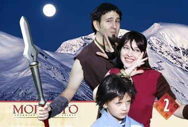 On va finir l'année 2012 en beauté avec de nouveaux cosplays !