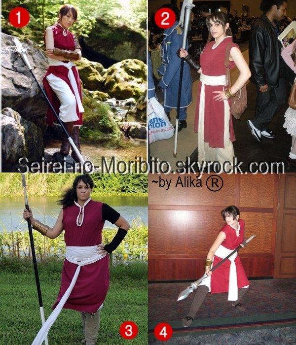 Vos impressions sur les différents cosplays... de Balsa-Sama !! *o*
