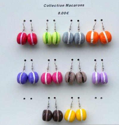 "Collection "" Macarons """