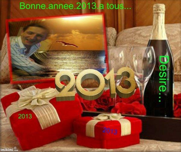 bonne année a tous♥♥♥