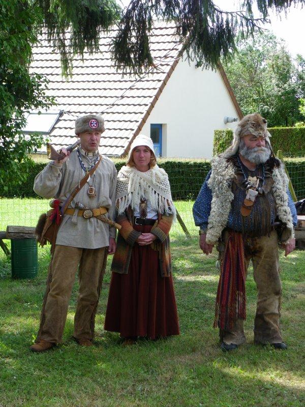 Festival de Mamers une réussite _ Acte 3 : Les trappeurs