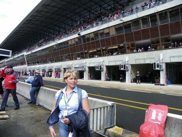 Le Mans c'est aussi des Célébrités...FIN