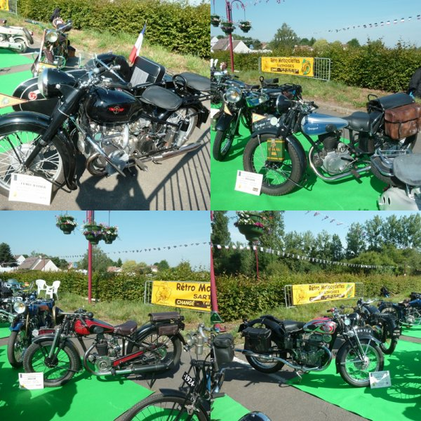 Classic British Welcome Saint Saturnin le 13 juin 2014