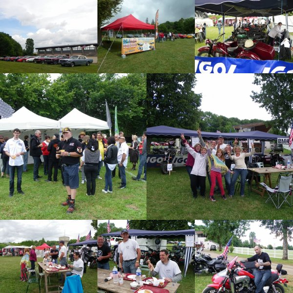 Américan Spirit Festival à Mamers le 29 juin 2014 (3ème séquence dimanche)