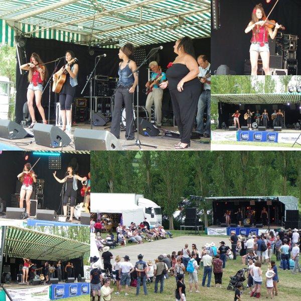 Festival de St Mars du Désert 26 juillet 2014.