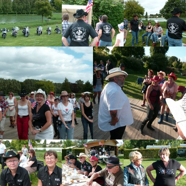 Barbecue Mamers 31/08/2014