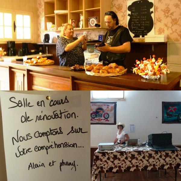 Un bel après-midi à Nogent le Bernard 14/09/2014