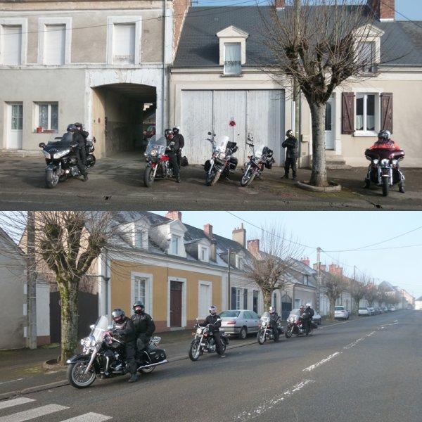 Balade du B3C à Préban (49) le 22/02/2015