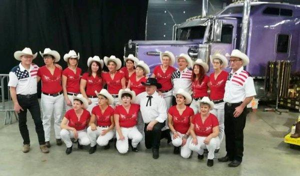 11ème Salon Country Western au centre des expositions du MANS 3,4 février 2018