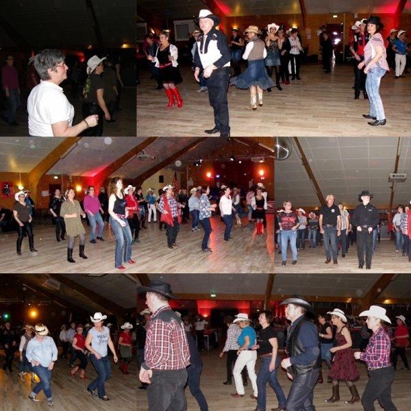Dancing le Miroir avec Memphis 72 le 23 février2018