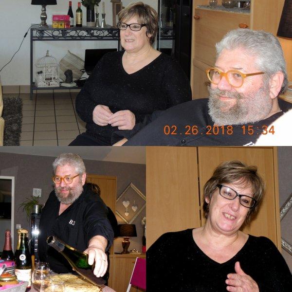 "Après midi ""crêpes"" 25/02/2018"