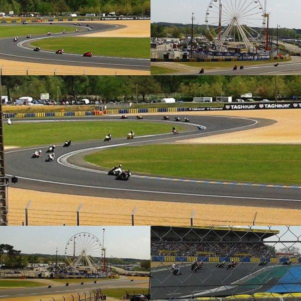 24h du Mans MOTOS 2018 dimanche dernier jour..