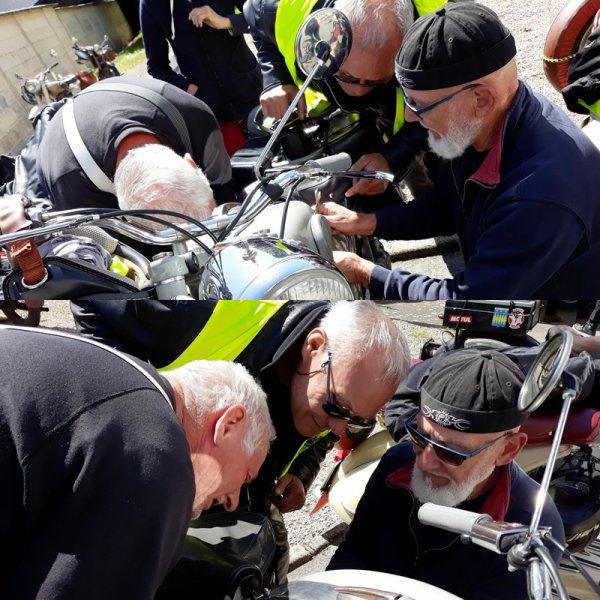 Tour du Calvados 11,12,13 mai 2018