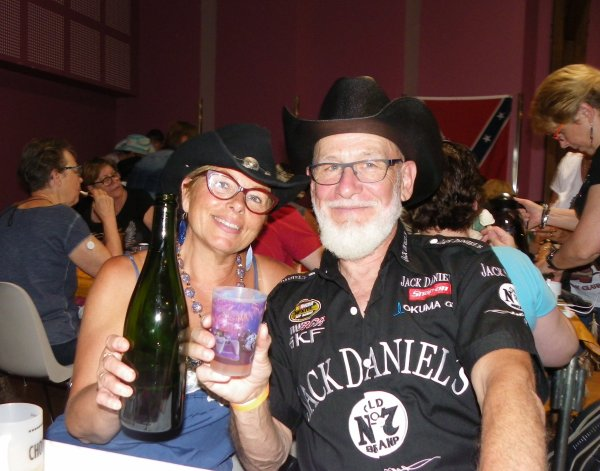 Dixie's Club le 17/06/2018