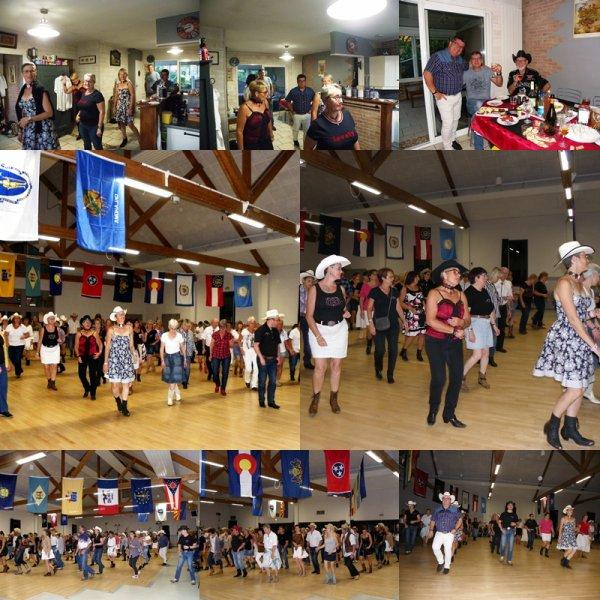 Soirée Country /Concert du CLD72 15/09/2018