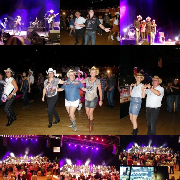 Festival Country de Bourges 29/30 Sept 2018