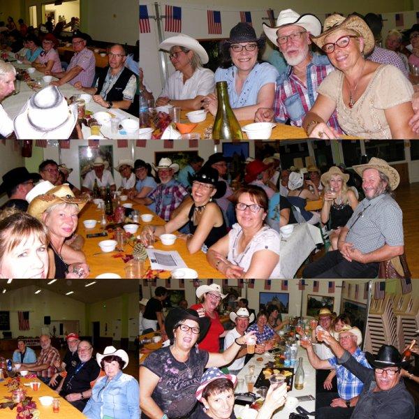 """Dixie's Club """"Fête de la soupe"""" 13/10/2018"""
