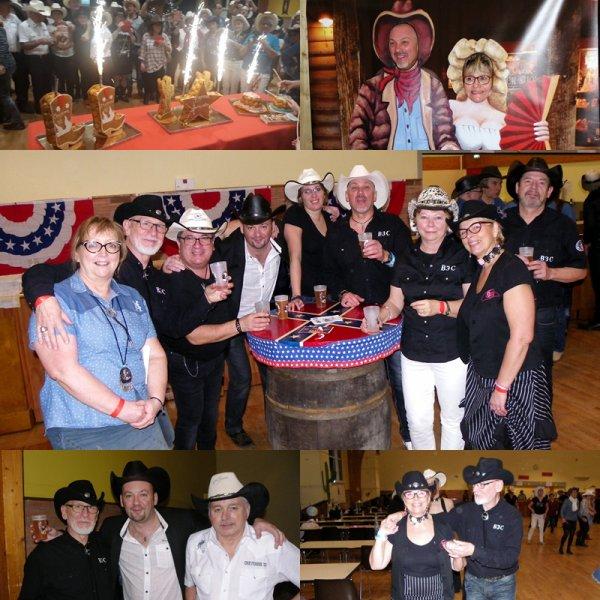 10 ans de Cheyenne Band Country 72 le 12 janvier 2019