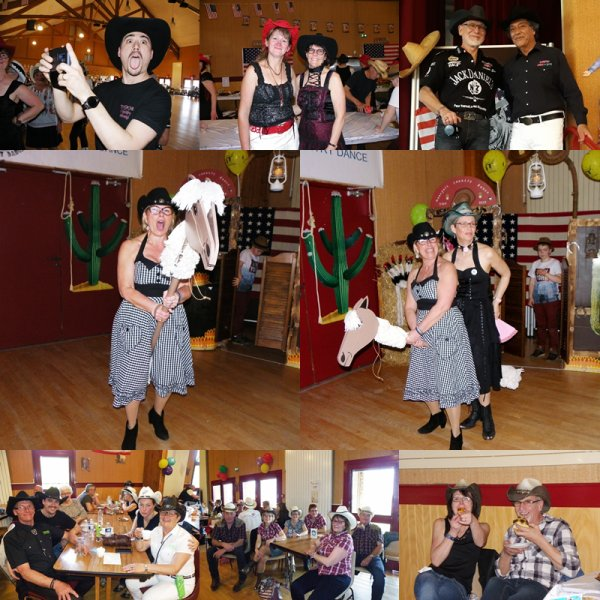10 ans de Montfort Country Dance 31 mars 2019