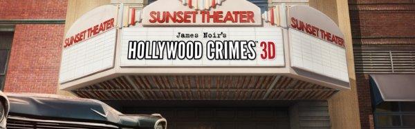 James noir's: hollywood crimes
