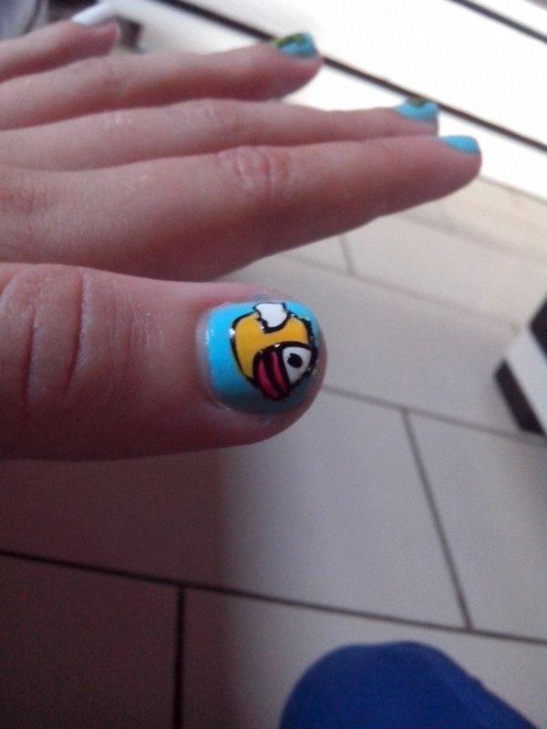 Flappy Bird !!!