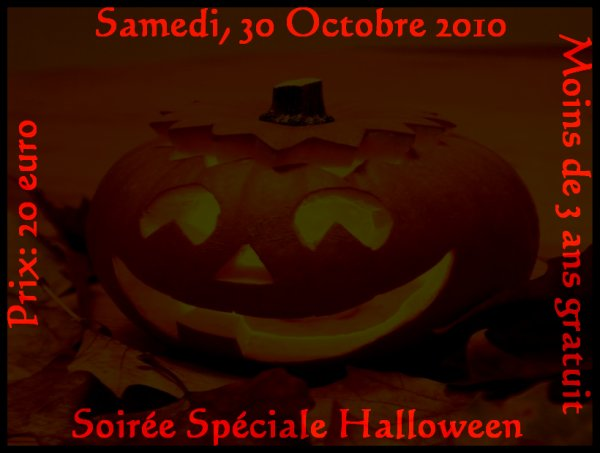 Samedi, 30 octobre 2010 soirée Halloween 8-p
