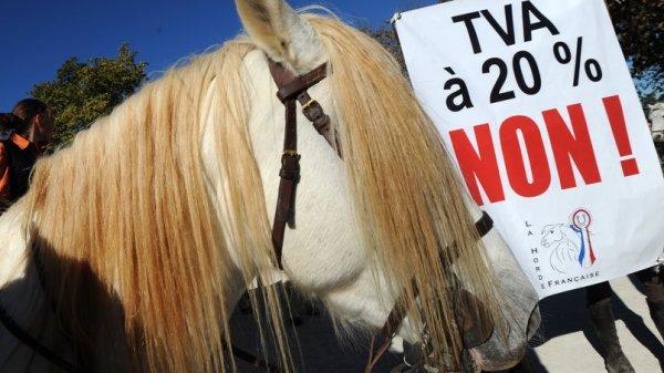 NON A L'AUGMENTATION DE TVA !!